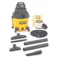 Industrial Wet/Dry Vacuums - 12-gal. 4.5hp shop vac1-stage mot