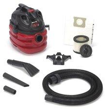 5 Gallon 5.5 Peak HP Portable Wet / Dry Vacuum