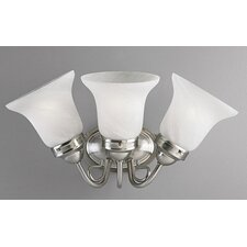 Bedford 3 Light Vanity Light
