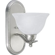Avalon Wall Sconce in Brushed Nickel