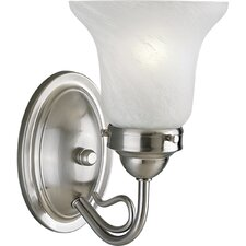 Bedford Brushed Nickel Wall Sconce