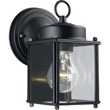 Brass Guard Lanterns 1 Light Wall Lantern
