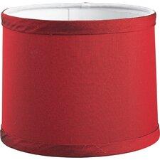 "6"" Thomasville Roxbury Fabric Drum Candelabra Shade"