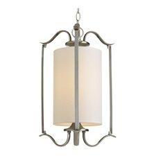 1 Light Foyer Pendant