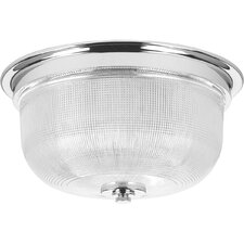 Archie 2 Light Flush Mount