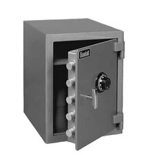 "Large ""B"" Rated Money Commercial Safe 4.8 CuFt"