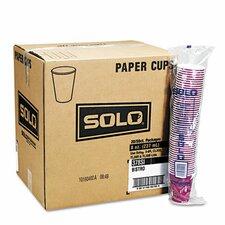 Company Bistro Design Hot Drink Cups, 20 Bags of 50/Carton