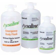 Eyesaline® Wall Station Refill Bottles - eyesaline 32 oz personaleyewash