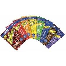 Fast Packs - 6 oz fruit punch lite 4cs p/mcs 200pkgs fast pak