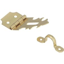 "0.63"" Ornament Hasp (Set of 5)"