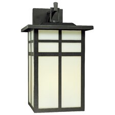 Mission 3 Light Wall Lantern
