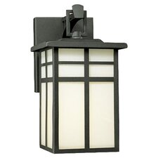 Mission 1 Light Wall Lantern