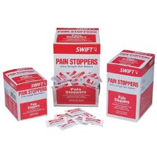 Pain Stoppers Pain Relievers - pain stoppers 250/bx