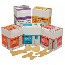 "Adhesive Bandages - fingertip ""8"" woven 25/bx"
