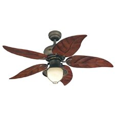 "48"" Oasis 5 Reversible Blade Ceiling Fan"
