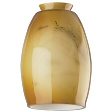 "4.25"" Glass Bowl Pendant Shade (Set of 4)"