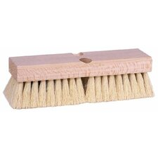 "Deck Scrub Brushes - 10"" deck scrub brush  cream colored"