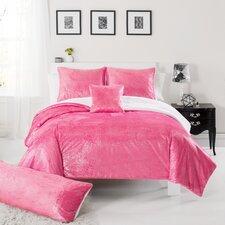 Sparkle Mink Comforter Set
