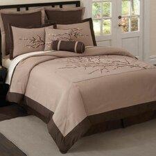 Zen Blossom Comforter Set