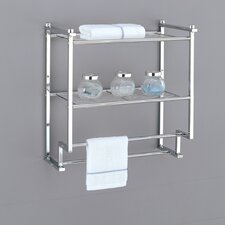 Metro Wall Mounted Towel Rack