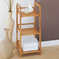 "Lohas 12"" x 27.75"" Bathroom Linen Tower"