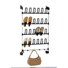 Overdoor Shoe Rack