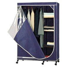 """Storage Wardrobe 64"""" H x 45.5"""" W x 20"""" D Armoire"""