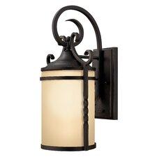 Casa 1 Light Wall Lantern