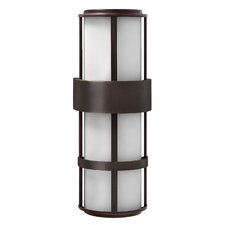 Saturn 2 Light Wall Lantern