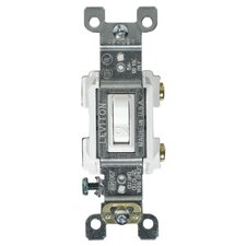 Single Pole Toggle Switch