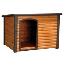 Outback Extreme Log Cabin Dog House
