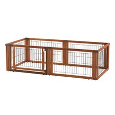 Convertible Elite 6-Panel Pet Gate