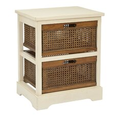 Willow 2 Drawer Accent Chest