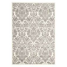 Porcello Grey & Ivory Area Rug