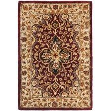 Persian Legend Red/Beige Area Rug