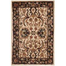 Persian Legend Black/Ivory Area Rug