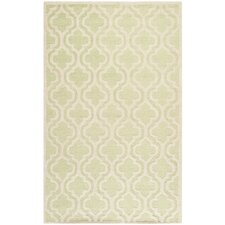 Cambridge Light Green & Ivory Area Rug II