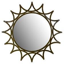 New Mayan Star Wall Mirror