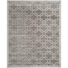 Amherst Grey & Light Grey Outdoor Area Rug