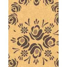 Courtyard Natural/Brown Outdoor Rug