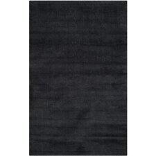 Himalayan Black Area Rug