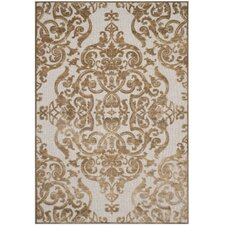 Paradise Mouse Contemporary Area Rug