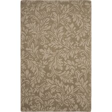 Impressions Modern Brown/Gray Area Rug