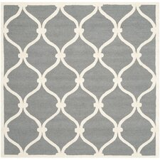 Cambridge Dark Gray Area Rug