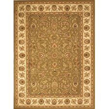 Traditions Sage/Ivory Area Rug