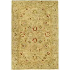 Antiquity Brown & Beige Area Rug