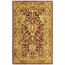 Persian Legend Red/Gold Area Rug