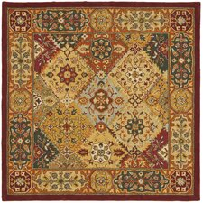Heritage Floral Area Rug