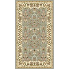 Lyndhurst Light Blue & Ivory Area Rug