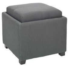 Carter Upholstered Storage Ottoman